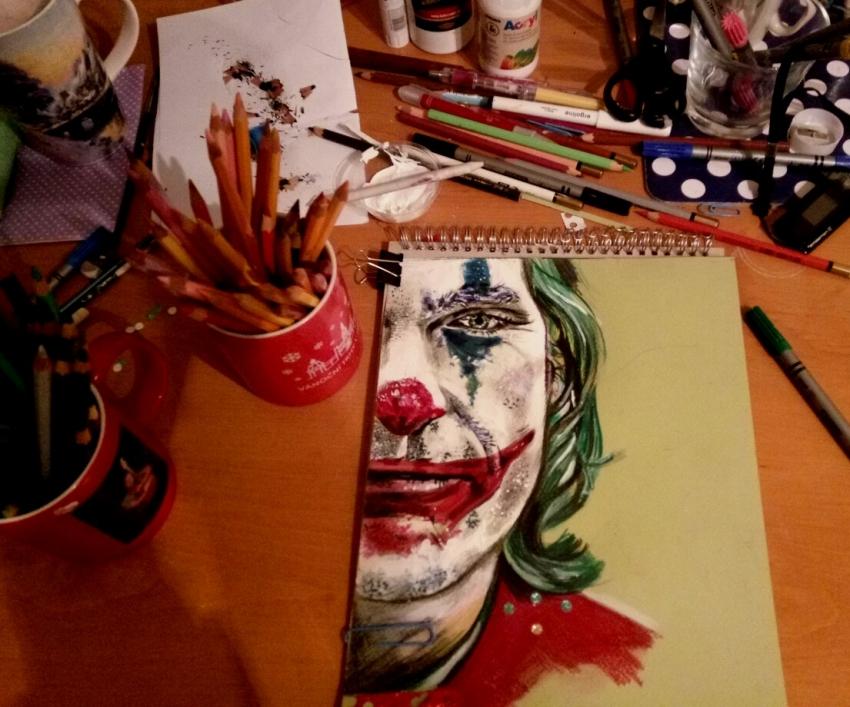 Joaquin Phoenix by lilie1111